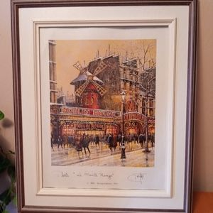 Other - Moulin Rouge frame